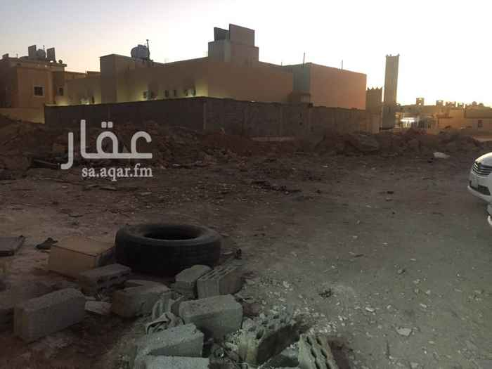 أرض للإيجار في الرياض ، حي طويق ، الرياض