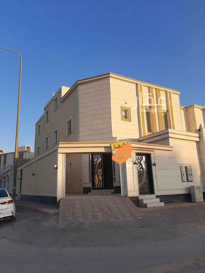 فيلا للإيجار في شارع شهاب الدين التاج ، حي الرمال ، الرياض ، الرياض