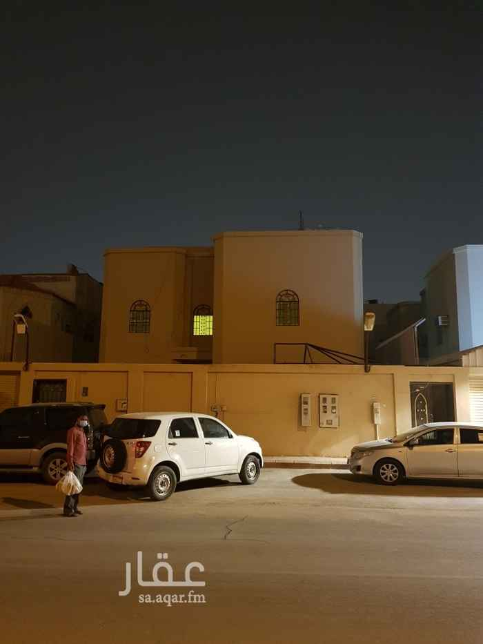 دور للإيجار في شارع ابن قدامة ، حي النهضة ، الرياض ، الرياض