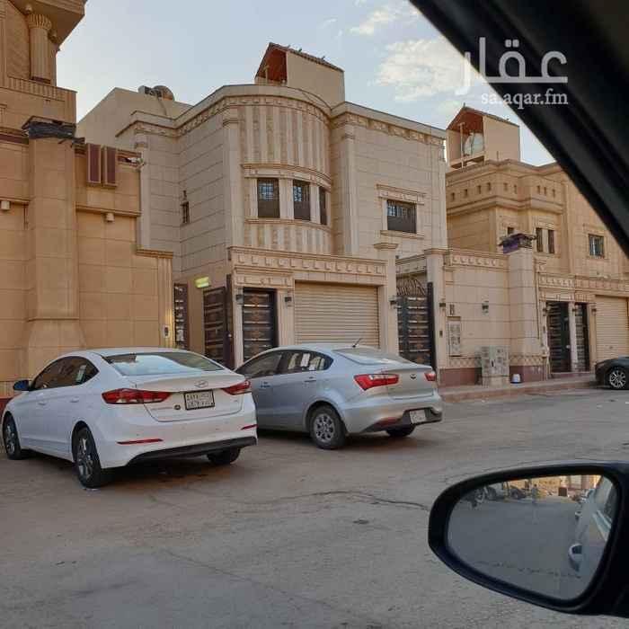 فيلا للبيع في شارع الثبات ، حي اليرموك ، الرياض