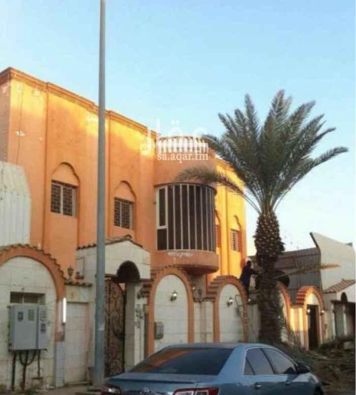 فيلا للإيجار في شارع عباد بن عبيد ، حي النعيم ، جدة ، جدة