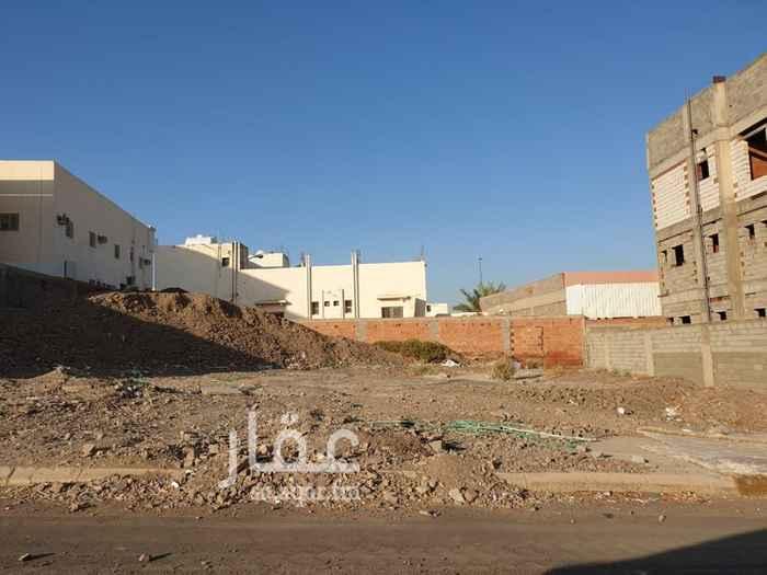أرض للبيع في شارع عمرو بن علي بن ابان ، حي ابو بريقاء ، المدينة المنورة ، المدينة المنورة