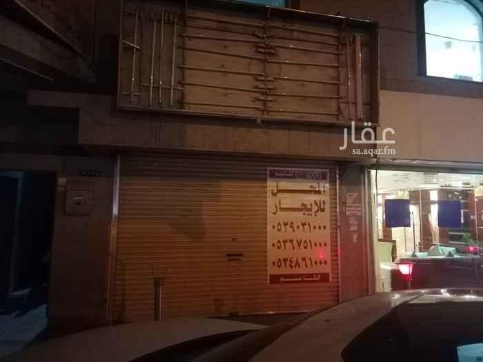 محل للإيجار في شارع الأمير ماجد ، حي الربوة ، جدة ، جدة