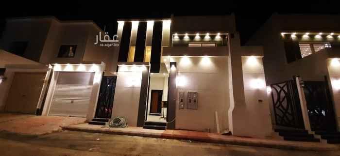 فيلا للبيع في حي ، شارع محسن المساوي ، حي ظهرة نمار ، الرياض