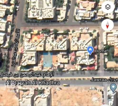 أرض للبيع في شارع الإمام عبدالرحمن بن فيصل ، حي الخزامى ، الرياض ، الرياض