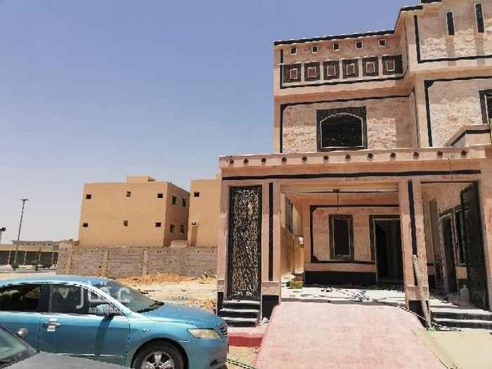 فيلا للبيع في شارع نجم الدين الأيوبي الفرعي ، الرياض