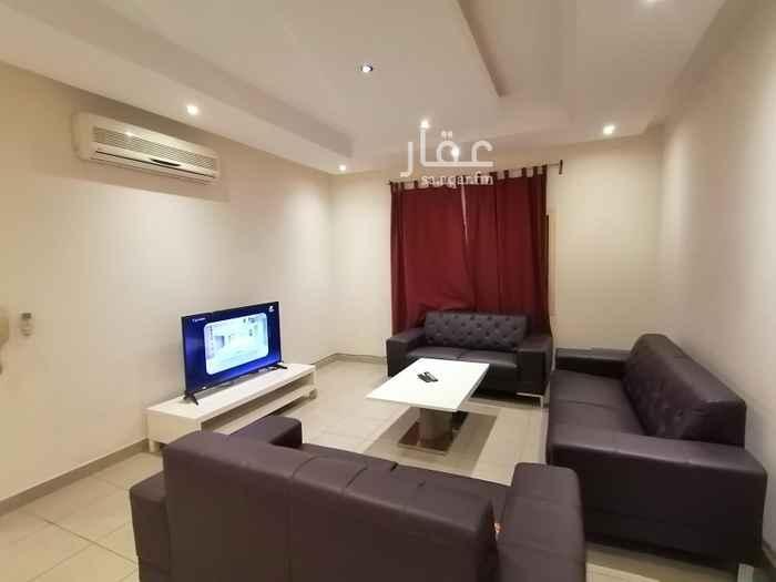 شقة للإيجار في شارع قيس بن صرمه ، حي الزهراء ، جدة ، جدة