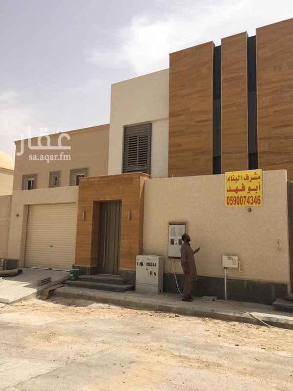فيلا للإيجار في شارع أحمد بن محمد الشعبي ، الرياض