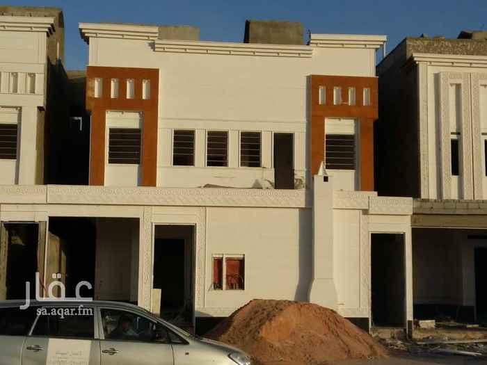 فيلا للبيع في شارع ابراهيم البرهان ، حي الجنادرية ، الرياض