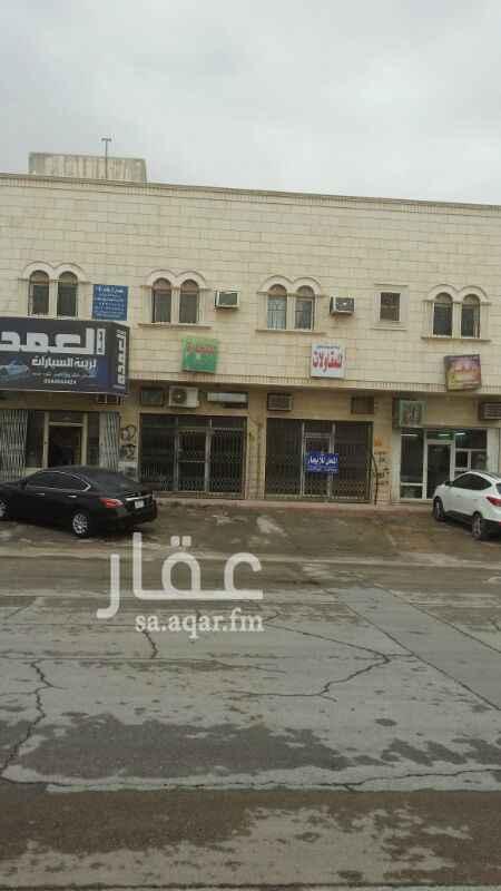 محل للإيجار في شارع القعقاع بن عمرو ، حي العريجاء الغربية ، الرياض