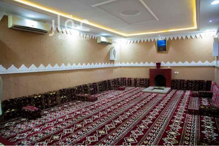 استراحة للبيع في حي ، شارع عوف بن عفراء ، حي ظهرة نمار ، الرياض ، الرياض