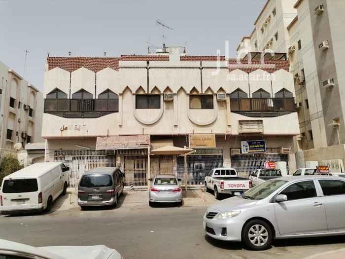 عمارة للبيع في شارع هبار بن الاسود ، حي النزهة ، جدة ، جدة