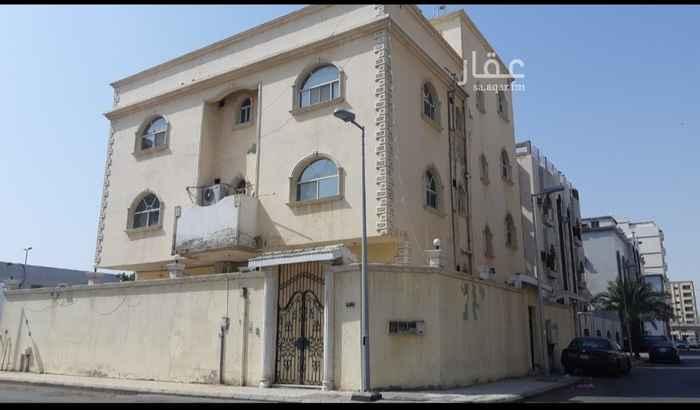 عمارة للبيع في شارع وادي السعد ، حي العزيزية ، جدة ، جدة