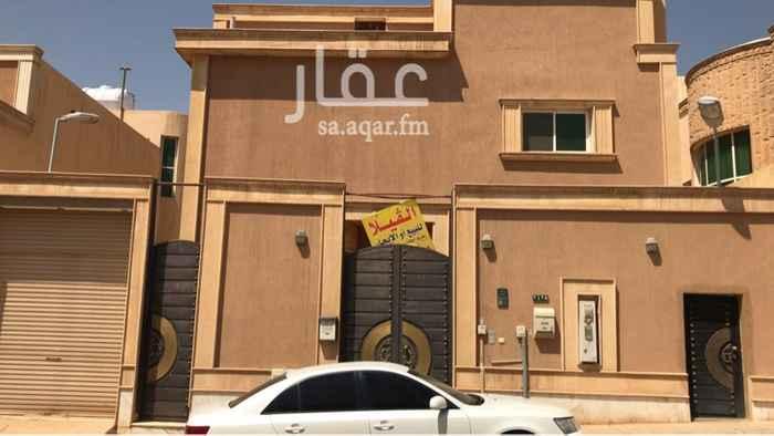 فيلا للإيجار في شارع المعتصم بالله ، حي الربوة ، الرياض ، الرياض