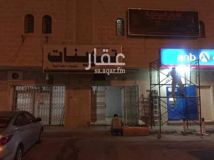 محل للإيجار في شارع أحمد بن محمد السديري ، حي القدس ، الرياض