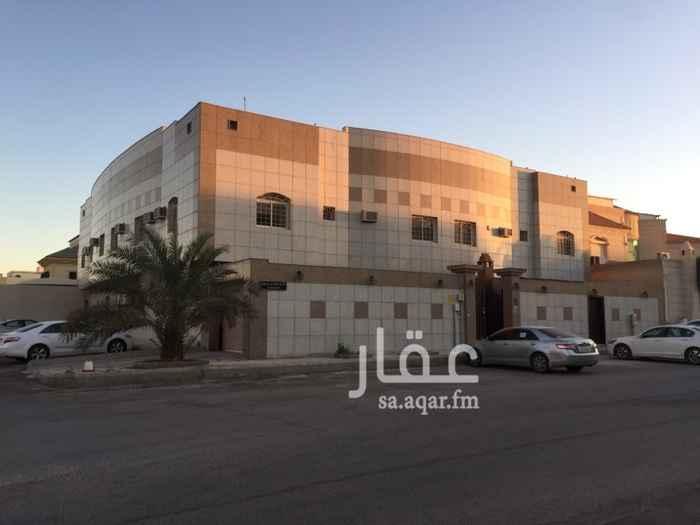 شقة للإيجار في شارع عبدالرحمن العدوي ، حي الروضة ، الرياض ، الرياض