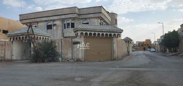 فيلا للبيع في شارع اسماعيل الفلكي ، حي الزهرة ، الرياض ، الرياض