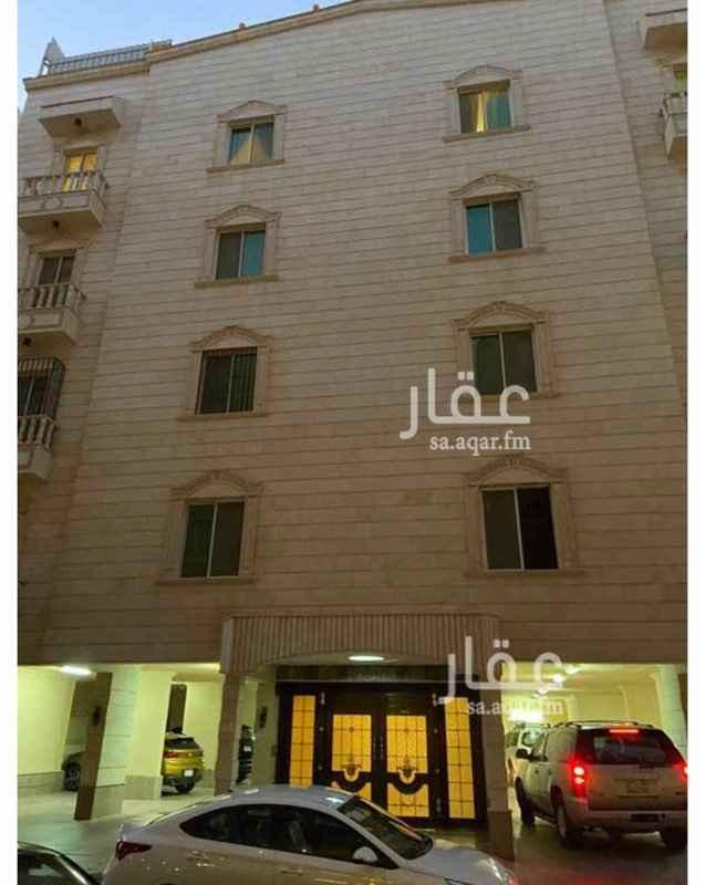 شقة للإيجار في شارع ابن المتوكل ، حي الروضة ، جدة ، جدة