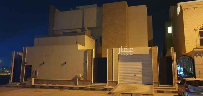 فيلا للبيع في شارع محمد البشر ، حي النرجس ، الرياض