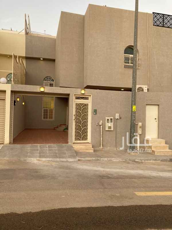 فيلا للإيجار في شارع وادي الجيح ، حي الهدا ، الرياض ، الرياض
