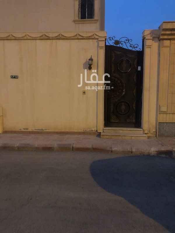 بيت للإيجار في شارع عبدالرحمن بن شعبان ، حي السويدي ، الرياض ، الرياض