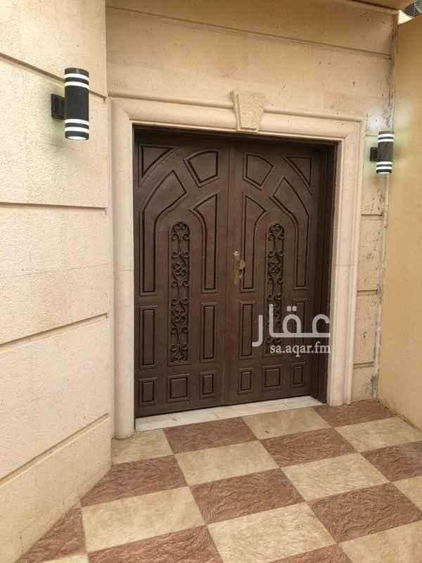 دور للإيجار في شارع الحليفة ، حي المروج ، الرياض ، الرياض