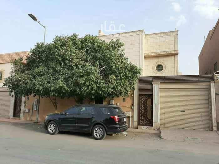 فيلا للإيجار في شارع وادي الحشة ، حي الصحافة ، الرياض ، الرياض