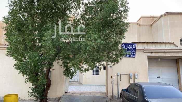 دور للإيجار في شارع شيبان بن محرز ، حي ظهرة البديعة ، الرياض ، الرياض