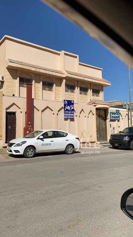 فيلا للإيجار في شارع المزاحمة ، حي الزهرة ، الرياض ، الرياض