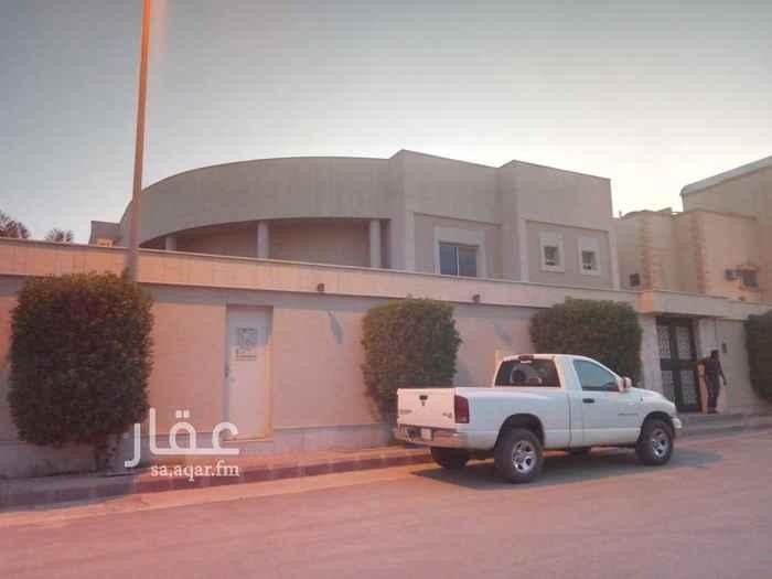 فيلا للبيع في شارع الحمضة ، حي العقيق ، الرياض