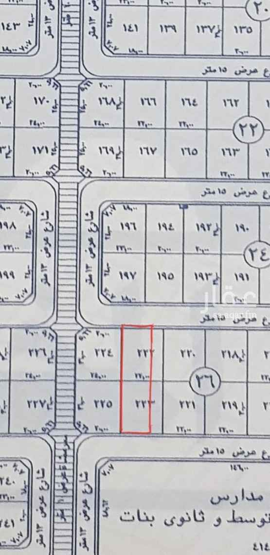 أرض للبيع في شارع القصر ، الرياض ، الرياض
