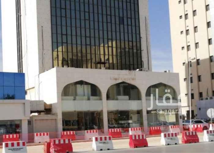 مكتب تجاري للإيجار في طريق صلاح الدين الأيوبي, الملز, الرياض