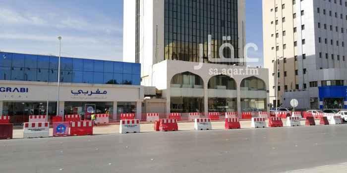 محل للإيجار في طريق صلاح الدين الأيوبي ، حي الملز ، الرياض