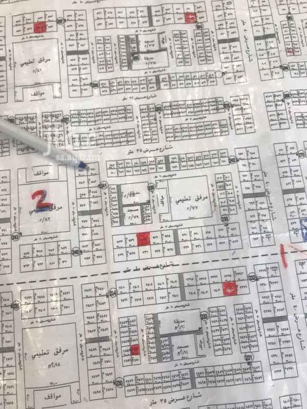 أرض للبيع في شارع سيف الدين الخطيب ، الرياض