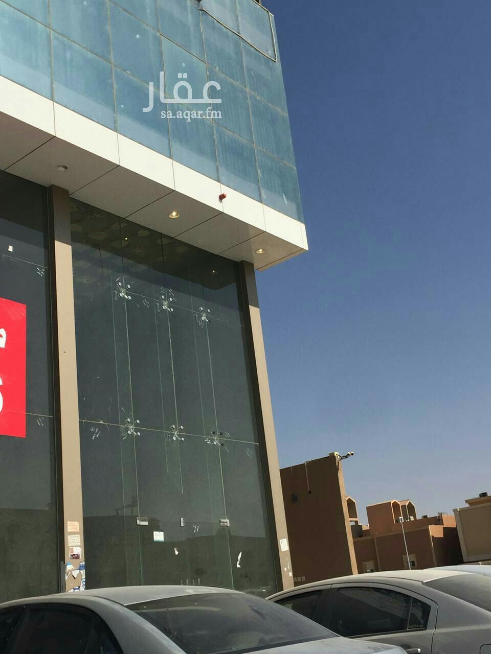 مكتب تجاري للإيجار في طريق عثمان بن عفان ، الرياض