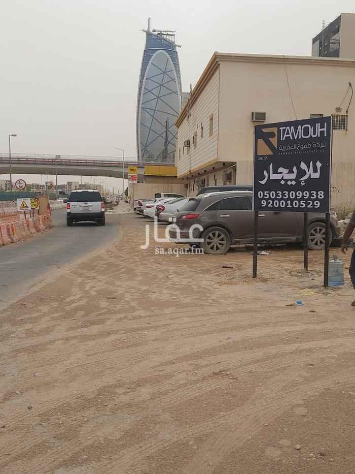 أرض للإيجار في شارع جبل براك ، حي الصحافة ، الرياض ، الرياض