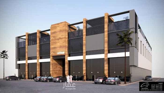 مكتب تجاري للإيجار في حي ، شارع الامير سعود بن عبدالله بن جلوي ، حي القيروان ، الرياض ، الرياض