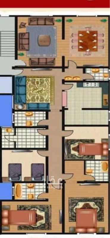 شقة للبيع في شارع محمد الجوهرى ، حي الرانوناء ، المدينة المنورة ، المدينة المنورة