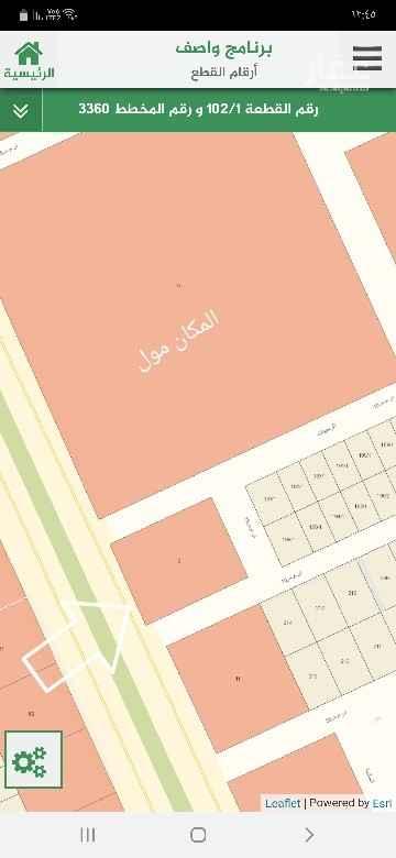 أرض للبيع في شارع 218 ، الرياض
