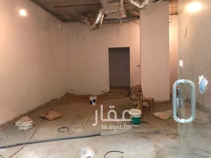 محل للإيجار في طريق العروبة ، حي العليا ، الرياض