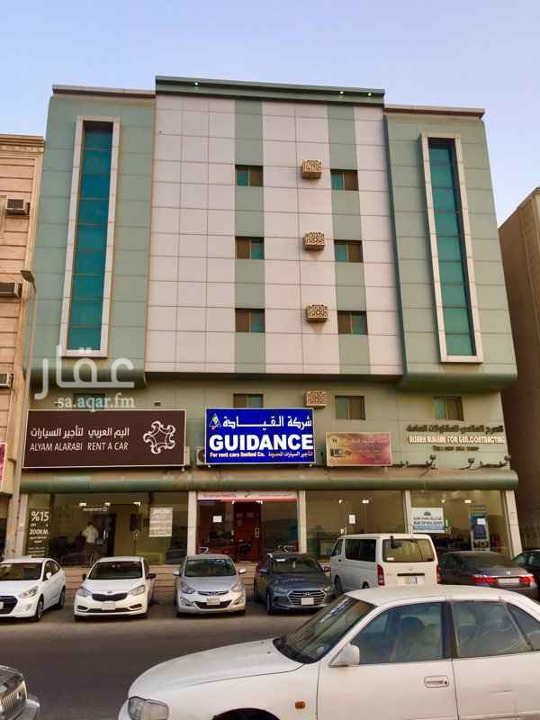 مكتب تجاري للإيجار في شارع الامير محمد, الجبيل