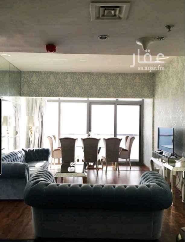 شقة للإيجار في شارع حراء ، حي الشاطئ ، جدة ، جدة