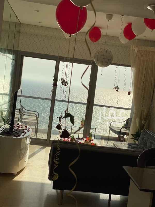 شقة للإيجار في شارع جويرية بنت الحارث ، حي الشاطئ ، جدة ، جدة