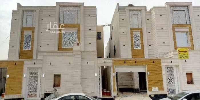 فيلا للبيع في شارع القناعي ، حي الحزم ، الرياض