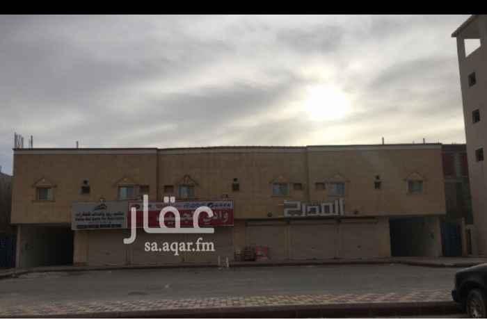 عمارة للبيع في حي الجنادرية ، الرياض