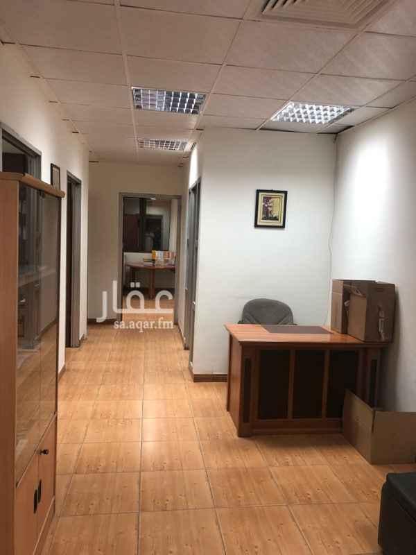 مكتب تجاري للإيجار في شارع ابي المحاسن الاصبهاني ، الرياض