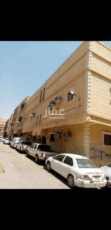 عمارة للبيع في شارع وادي اللحام ، حي منفوحة ، الرياض