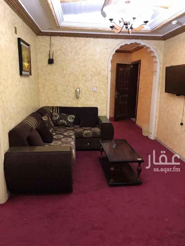شقة للإيجار في شارع النفوذ الكبير ، حي الصفا ، جدة ، جدة
