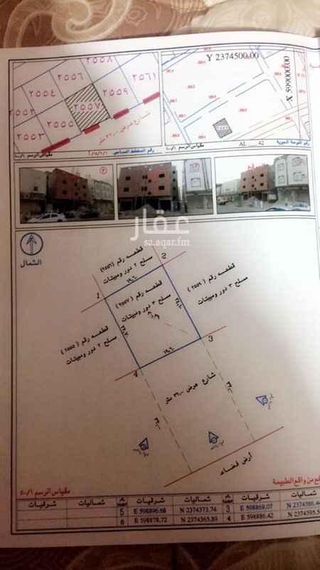 عمارة للبيع في شارع ذات الصواري ، حي الراشدية ، مكة