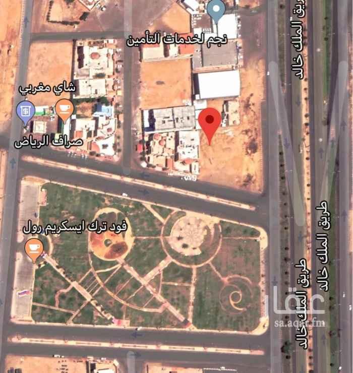 أرض للبيع في طريق الملك خالد ، مخطط الراجحي ، تبوك